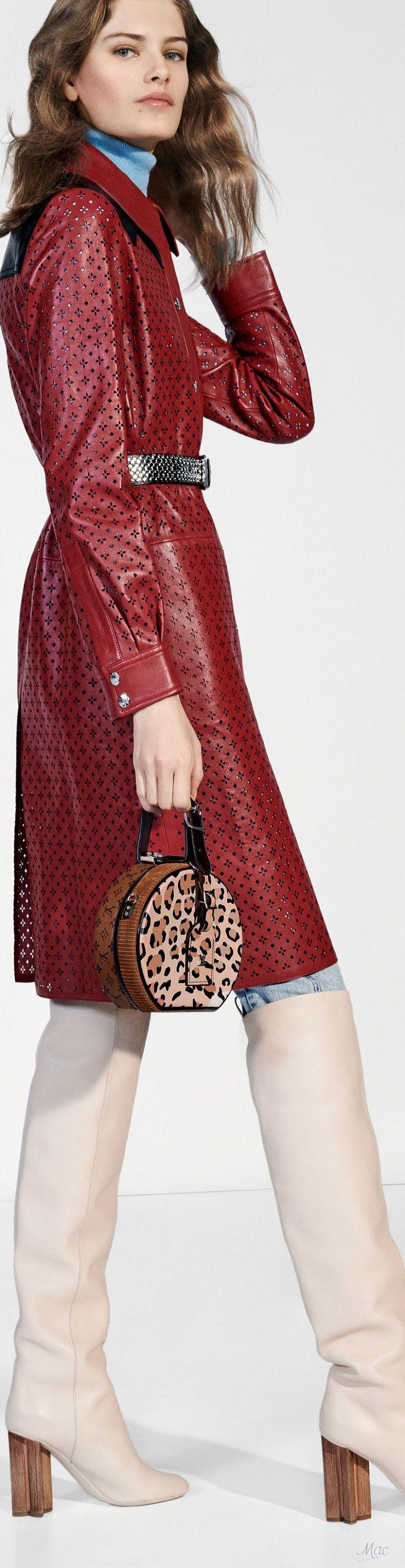 Pre-Fall 2018 Louis Vuitton