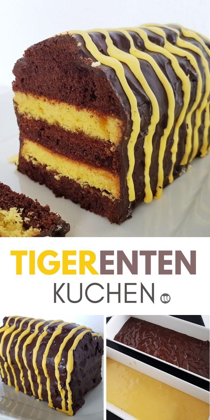 [Rezept] Tigerenten-Kuchen für den Kindergeburtstag