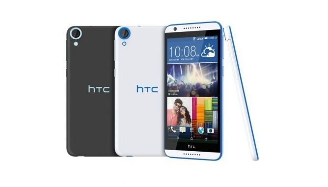 Spesifikasi Harga HTC Desire A55, Ponsel Octa Core 64-bit Khusus Selfie