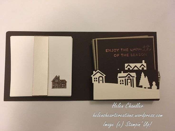 The 2017 Stampin' Up! Holiday Catalogue offers a plethora of new creative products with wonderful, featured ideas of how to use them. The beauty is that so many of them can be used for not on…