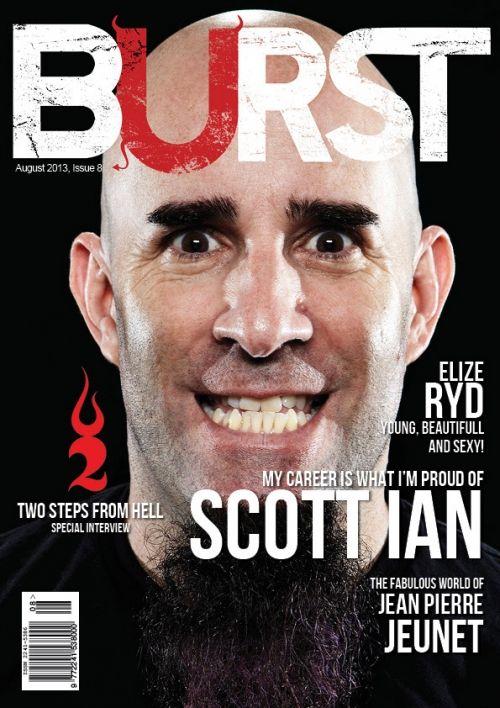 Burst Magazine Issue 8, August 2013