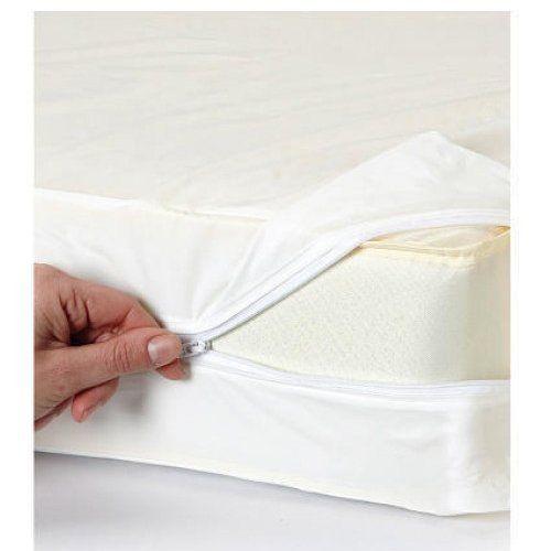 Vinyl Zippered Hypoallergenic Amp Bed Bug Blockade Mattress