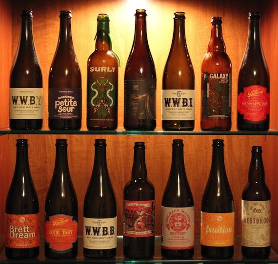 Don't be scared away by the bacteria. #Sour #beers offer a tart, pungent and interesting flavor to the #craft beer world.