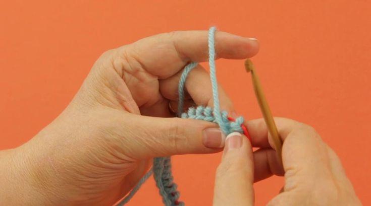 Knook™ RH: Purl Stitch
