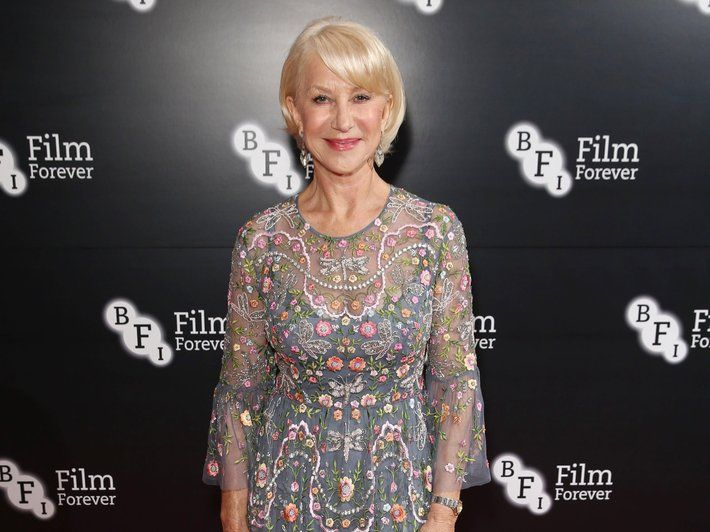 Calling all millennials: Helen Mirren has shared her top 5 rules for a happy life