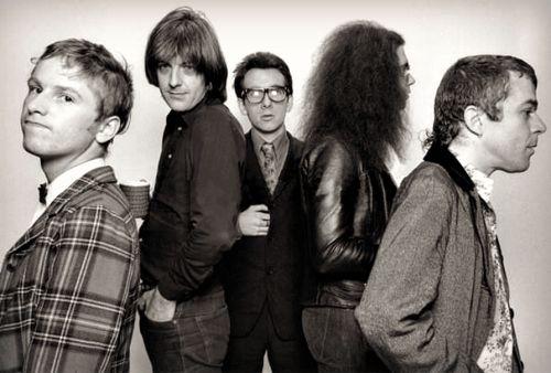"dms-a-jem:  If It Ain't Stiff, It Ain't Worth a Fuck The ""Live Stiffs Tour"" line-up: Wreckless Eric, Nick Lowe, Elvis Costello, Larry Wallis..."