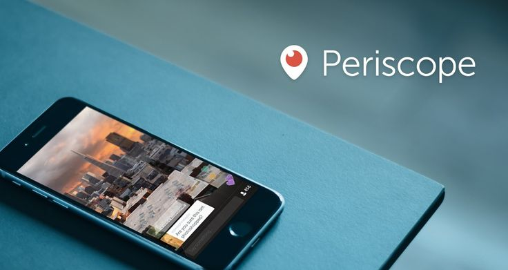 I'm Mad About Periscope