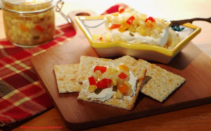 Sweet and Hot Corn Relish (Award-Winning Recipe)