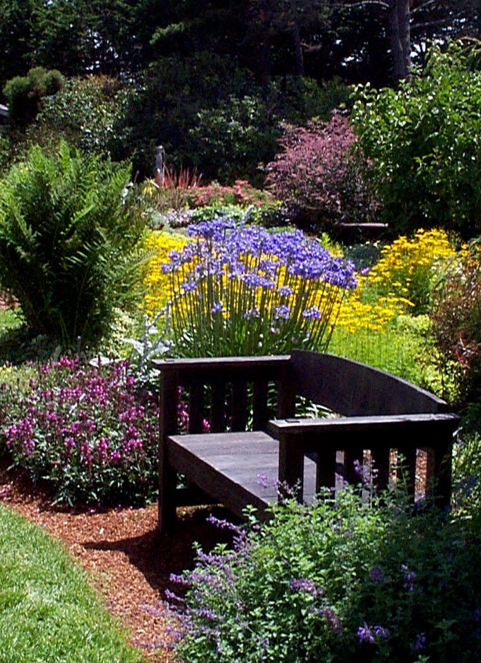Mendocino Coast Botanical Gardens Going Camping Soon To Check Out The Garden At A Time Of Year
