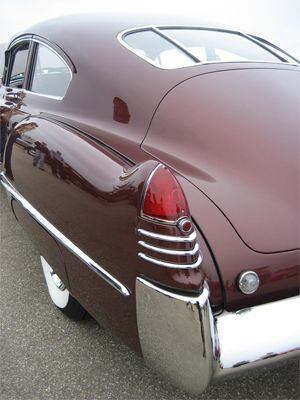 1948 Cadillac Collection 62…..Delivered to you by Automobile Insurance coverage Eugene, Home of Ins…