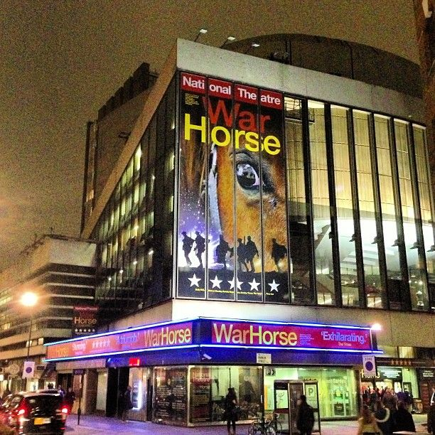 New London Theatre in London, Greater London