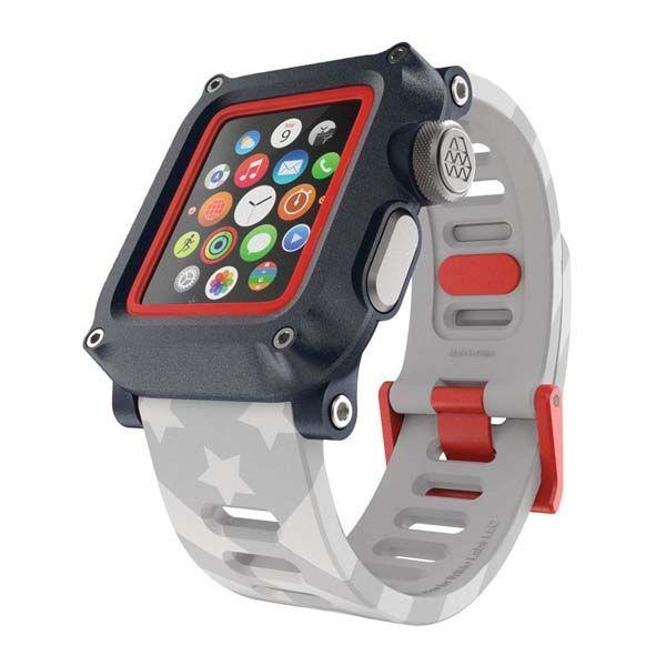 LUNATIK EPIK H2O Exclusive America Edition Apple Watch Waterproof Case