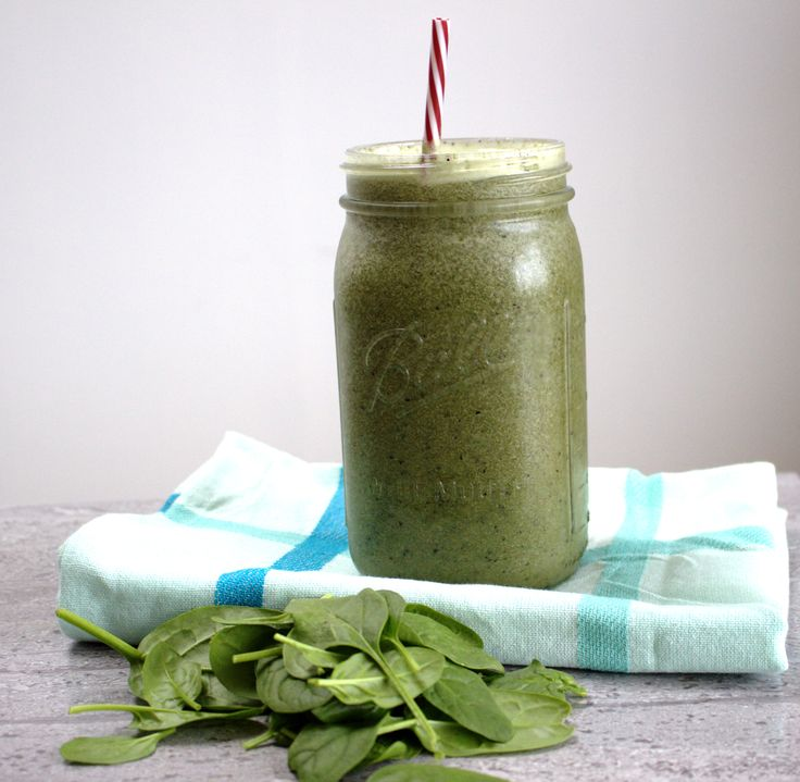 Green Dairy-free Smoothie - Powered by @ultimaterecipe