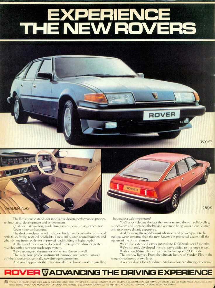 273 Best Rover Collection Images On Pinterest British Car Car