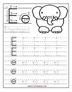 Free Printable letter D tracing worksheets for preschool.free writing alphabet letters worksheets for kids