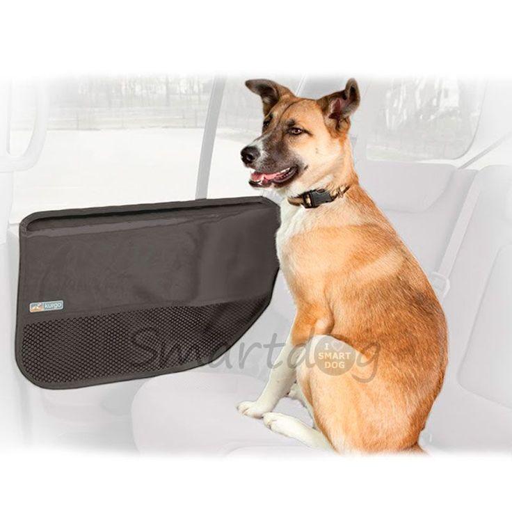 Kurgo Car Door Guard, 2 stk. → Hurtig og billig levering