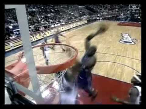 Amare as the preview version of Blake Griffin. Marbury's reaction is almost better than the dunk.