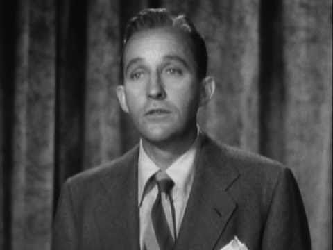 ▶ Bing Crosby - Silent Night - YouTube - There isn't much better than Bing Crosby, a true classic here!