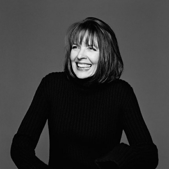 """This living stuff is a lot. Too much, and not enough. Half empty, and half full."" Diane Keaton"
