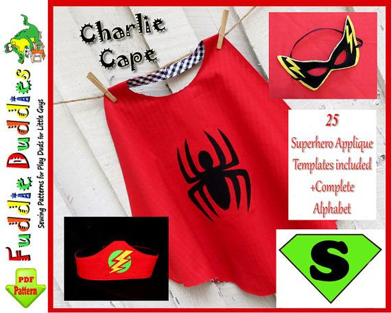 Hey, I found this really awesome Etsy listing at https://www.etsy.com/listing/85986931/toddlers-superhero-cape-pattern