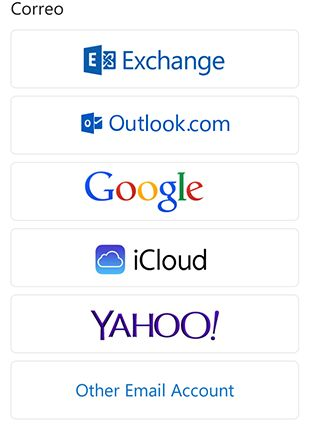 Outlook app: iniciar sesion con Gmail, i Cloud, Yahoo y Mas | Abrir ... Check out this image guys, its the best!