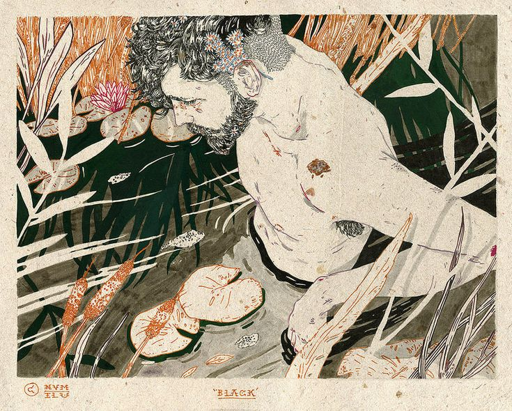 Michael Howard, ilustración hipster | OLDSKULL