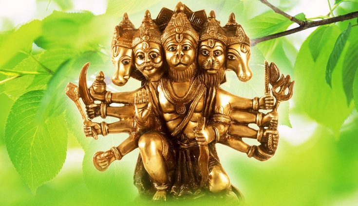 Lord Hanuman is always there for His devotees & he support them to pull through all the difficulty in life. By offering special ritual to Him will bring purity of mind and accomplishment. #PanchamukhaHanuman #HanumanJayanthi