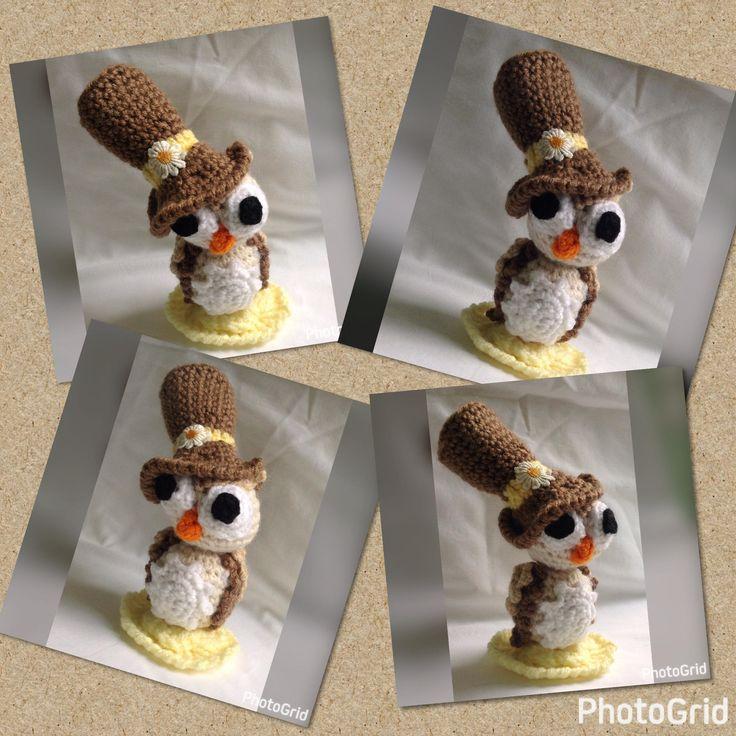 1000+ Ideen zu Owl Stuffed Animal auf Pinterest | Filz fuchs, Filz ...
