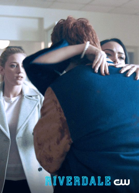 No matter what happens, they've got each other's backs. Watch the new season of Riverdale every Wednesday at 8/7c on The CW.