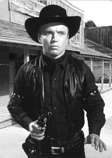 Richard Jaeckel - The Gunfighter