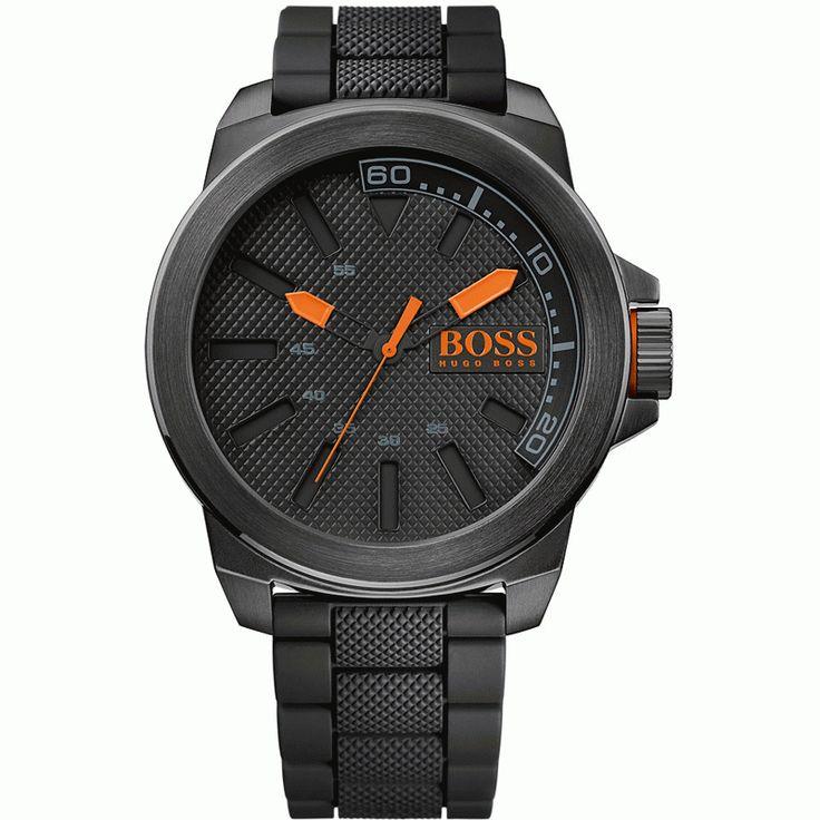 Hugo Boss New york 1513004 Orange Férfi karóra - Boss - óra, karóra, webáruház és üzlet, Vostok, Bering, Ice Watch, Morgan, Mark Maddox, Zeno watch, Lorus