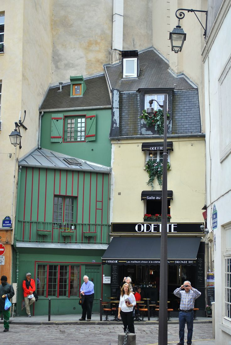 Odette - Paris