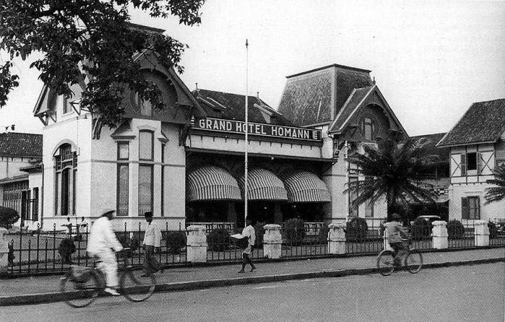 Bandung Tempoe Doeloe Hotel Homan Sumber : www.bandungheritage.org