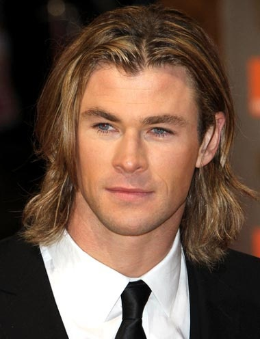 Does Chris Hemsworth Look Better With Long Hair Or Short Hair The Student Room