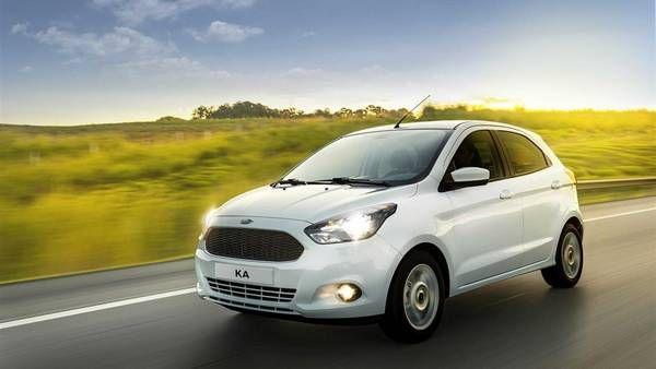 Nuevo Ford Ka Mas Agrandado Que Nunca Ford Peugeot Y Autos