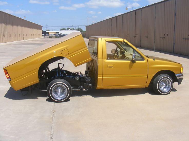 lowrider mini trucks