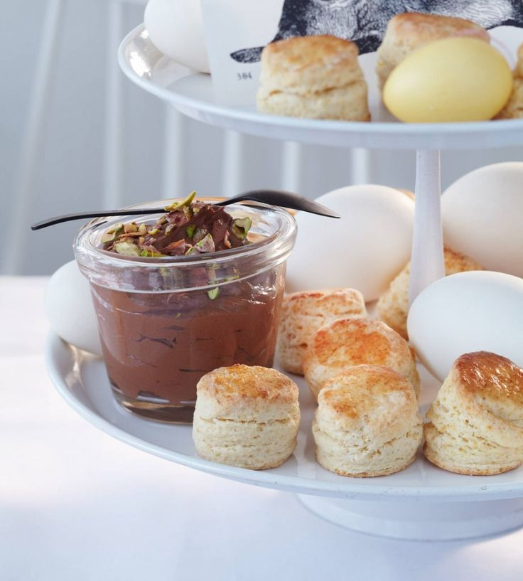 Ob süß oder herzhaft genossen: perfektes Gebäck fürs Frühstücks-Buffet.