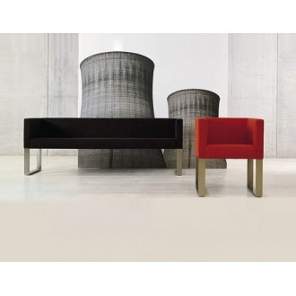 Ramon Esteve Par Seating   Reinforced Wooden Structure Covered In  Polyurethane Foam Of 40 Kg Density On The Seat And Back, Completely  Upholstered In Dacron ...