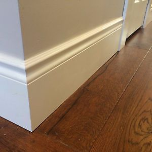 79 best baseboards and trim images on pinterest for Baseboards doors and more