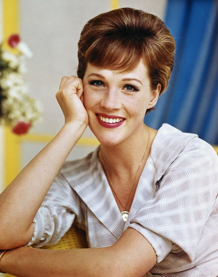 "JULIE ANDREWS DBE ~ Born: Oct 1, 1935, in England. Won an Oscar for Best Actress in ""Mary Poppins"" (1964) starred in ""The Sound of Music"" (1965). In recent years, Andrews appeared in ""Tooth Fairy"" (2010/I), as well as a number of voice roles in ""Shrek 2"" (2004), ""Shrek the Third"" (2007), ""Enchanted"" (2007), ""Shrek Forever After"" (2010) and ""Despicable Me"" (2010).  In 2000, she was made a Dame by Queen Elizabeth II. Recepient of a 2011 'Lifetime Achievement Grammy' (Dec 23, 2010)"