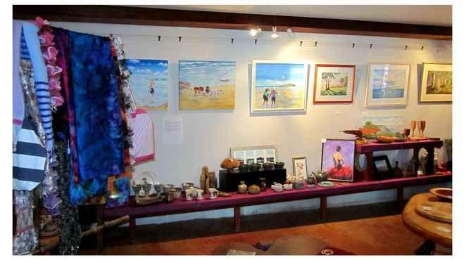 NSW - Tumbulgum Gallery