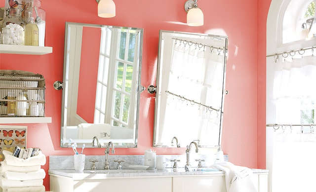 Coral Bathroom Ideas: 49 Best Kitchen Decor Images On Pinterest