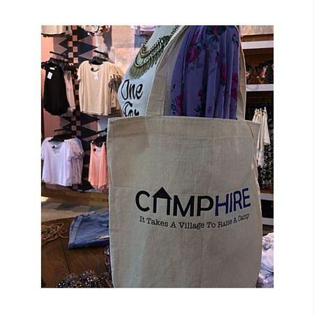 """Tote bag vierge à personaliser """"CAMPHIRE"""" : Autre Couture par s-mode"""