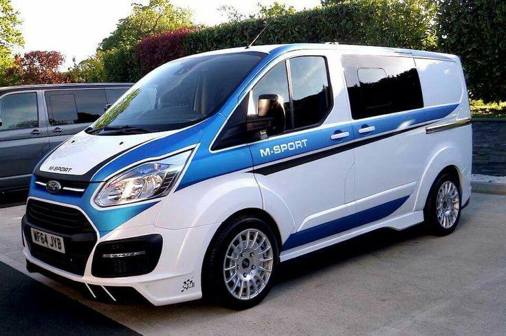 M-Sport #Transit Custom