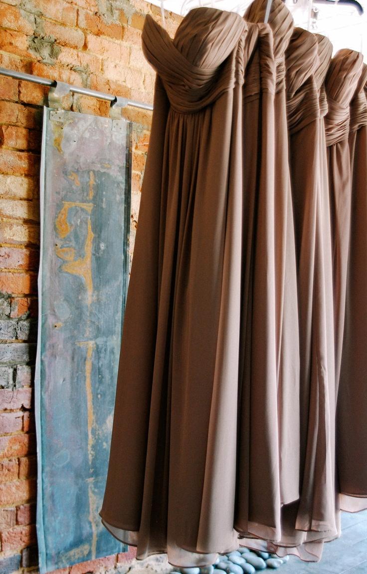 Best 25 mocha bridesmaid dresses ideas on pinterest grape sweetheart mocha bridesmaid dresses ombrellifo Images