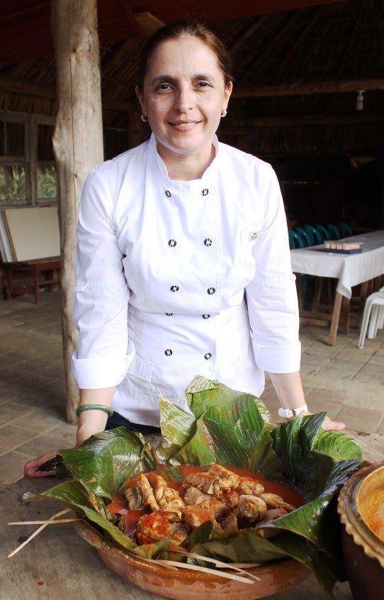 Cocinas y Recetas: Subanik, paso a paso