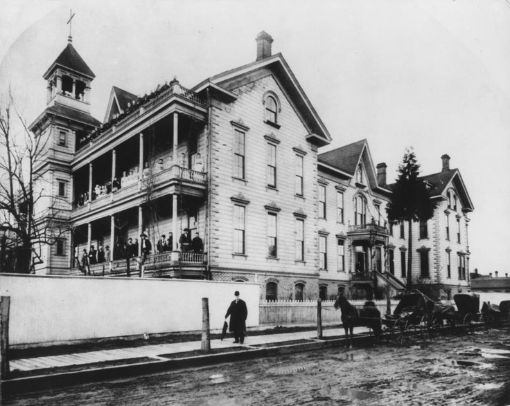 1875: Providence St. Vincent Hospital, the first permanent hospital in Oregon, founded in Portland (now Providence St. Vincent Medical Center).