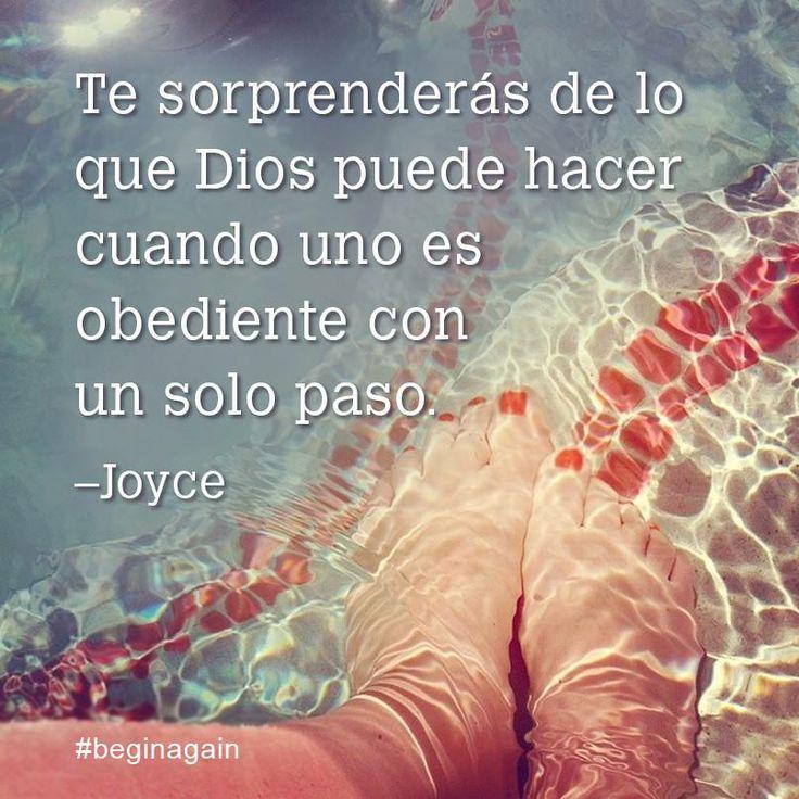 #palabras de #vida #Dios #pasos