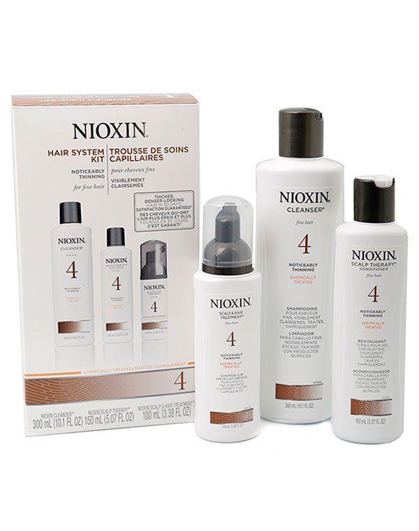 Набор XXL система 4 Nioxin купить от 3165 руб в Созвездии красоты