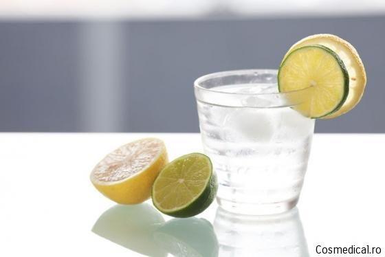 Cate minuni poate face un pahar de apa cu LAMAIE